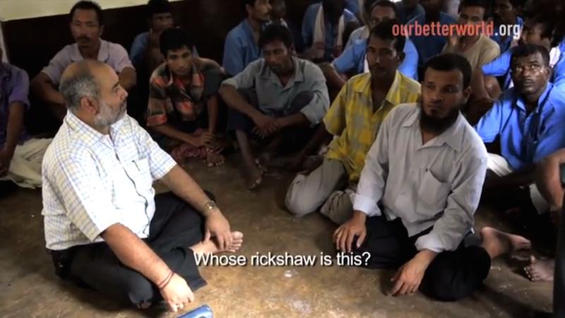 Reinventing Rickshaws Still 1