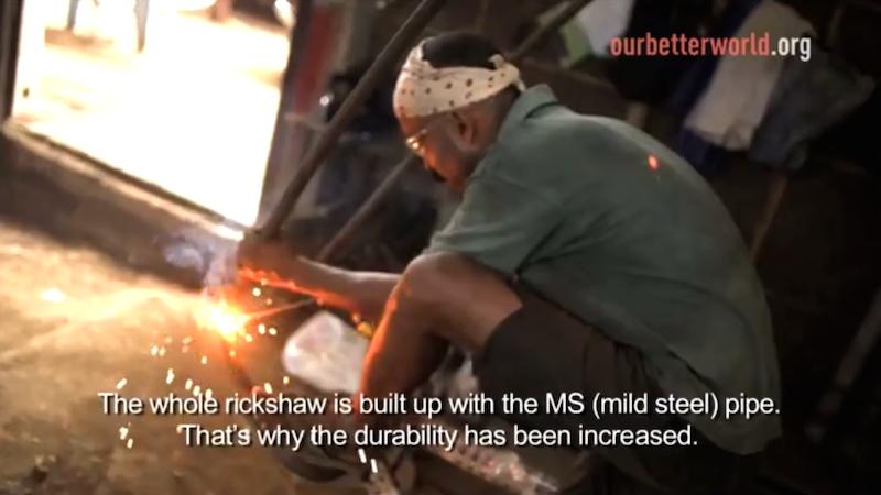 Reinventing Rickshaws Still 2