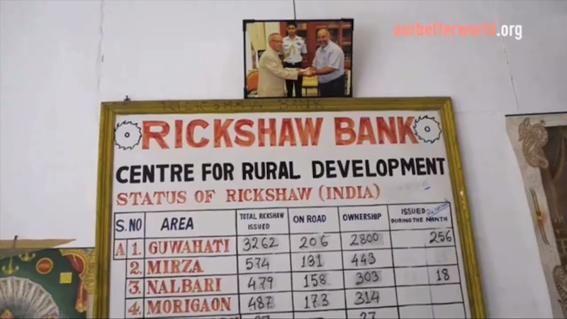 Reinventing Rickshaws Still 4